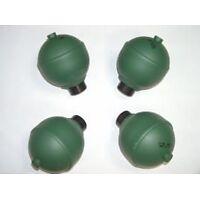 4 spheres citroen XANTIA avant arrière Gtie 2 ans