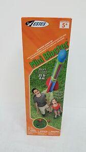 Estes 1911 Mini Blaster Air Rocket Launch Set ESTH1911