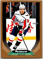Lars Eller 2020-21 Upper Deck Parkhurst GOLD PARALLEL #12 CAPITALS