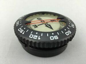 Scuba Diving Navigation Compass Module Replacement Gauge Boot - Made in Taiwan