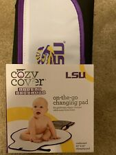 New Lsu Tigers Baby/Infant Diaper Changing Pad
