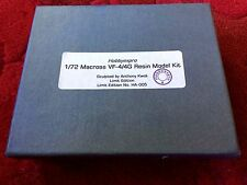 Macross VF-4/4G 1/72 Resin Model Kit Valkyrie Limited Edition #5 Hobbyexpro NEW