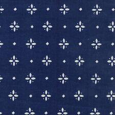 Longaberger Medium Waste Liner ~Classic Blue Fabric