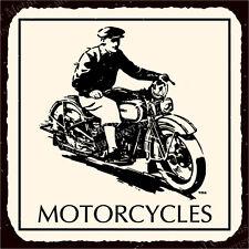 (VMA-G-1123) Motorcycles Harley Vintage Metal Art Motorcycle Retro Tin Sign