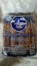 Manzel Japanese Cocktail Style Peanuts (Cacahuate Estilo Japones) 10 Pcs 4lb Bag