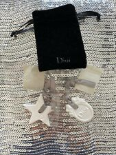 NEW LIMITED DIOR CERAMIC CHRISTMAS DECORATION / FRAGRANCE DIFFUSER in VELVET BAG