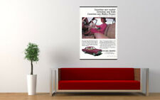 """1965 HD HOLDEN PREMIER SEDAN AD PRINT WALL POSTER PICTURE 33.1""""x23.4"""""""