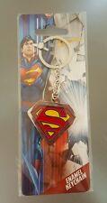 Superman Enamel Keychain