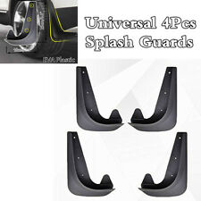 4X High Grade EVA Plastic Car Mud Flaps Splash Guards Mudflaps Mudgurads Fender