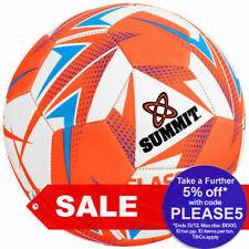 Summit Classic Soccer/Football Sports Size 4/Stitched/PVC/32 Panel Training Ball