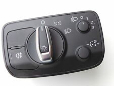 Audi A3 S3 8V Lichtschalter Chrom 8V0941531M / 8V0 941 531 M