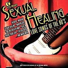K-Tel Presents: Sexual Healing Love Songs of the 80's (CD, 2006) Various
