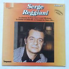 SERGE REGGIANI La chanson de Paul ... IPACT Volume 3      6886 511