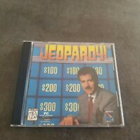 JEOPARDY! 1995 PC Computer Game ALEX TREBEK - Windows 10 8 7 Vista XP Install