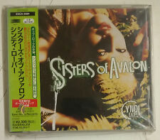 "Cyndi Lauper Sisters Of Avalon CD Japón 1996 con ""Obi"""