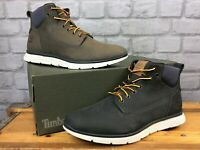 TIMBERLAND MENS UK 6.5 EU 40 DARK GREY KILLINGTON CHUKKA BOOTS RRP £105 LG