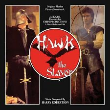 Hawk The Slayer-Original Soundtrack for Harry Robertson