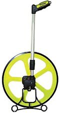 Measuring Wheel w/ Adjustable Twist & Lock Handle for Smooth Surfaces - 19 Inch