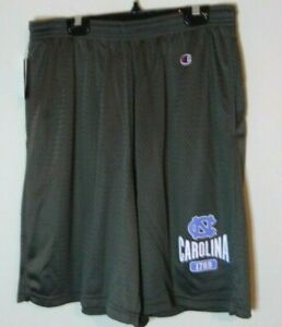 New Champion UNC University of North Carolina Tarheels men's size large L shorts