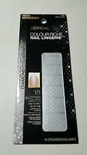 LOREAL Nail Art 3D Colour Riche Nail Lingerie BLING ADDICT 701 18 Stickers