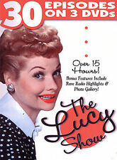 The Lucy Show (DVD, 2004, 3-Disc Set)