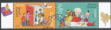 Finland 2010 Used Set of Stamps (2) - Children's Books Library - EUROPA