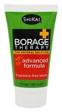 Shikai - Borage Therapy Anti-Itch Advanced Formula Lotion Fragrance Free - 1 oz.