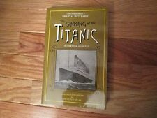 The Sinking of the Titanic Book