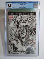 AMAZING SPIDER-MAN #639 Queseda Sketch Variant   CGC 9.8 NM/MT WP