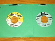 LOT of 3 60s ROCK 45 RPM - THE TROGGS - ATCO 6444 & FONTANA 1622 & 1630 -