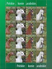 POLEN 2007 Klb Polish Arabians horses(2007; Nr kat.:4173-4176)