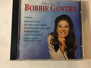 BOBBIE GENTRY 'The Best Of Bobbie Gentry' 1994 Australian CD Album