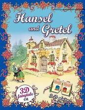 3D Fairy Tales: Hansel & Gretel,Arcturus Publishing,New Book mon0000067296