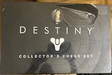 USAOPOLY Destiny Chess Set | Destiny Video Game Chess Game | 32 Custom Figures