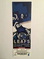 TORONTO MAPLE LEAFS VS MONTREAL CANADIENS FEBRUARY 23, 2019 TICKET STUB