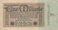 1 millones. mark 1923 Deutsches Reich ro.111b/AC