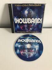 IRELAND`S BEST LOVED SHOWBANDS PROMO CD DICKIE ROCK JOE DOLAN GLORIA J MCEVOY