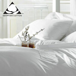 EGYPTIAN COTTON 400 THREAD COUNT FITTED SHEETS CHOICE OF SIZES, DEPTHS & COLOURS