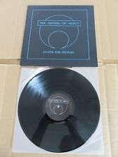 THE SISTERS OF MERCY Enter The Sisters BLACK SWAN LP RARE 1987 ORIGINAL BSR2001