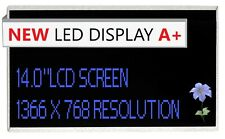 "New 14.0"" Lcd Screen for Hp ProBook 6470b 6475b Led Wsxga Laptop Display Panel"