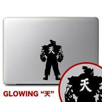 Capcom Street Fighter Akuma for Macbook Air/Pro Laptop Car Vinyl Decal Sticker