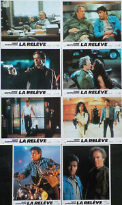 THE ROOKIE 8 x L.C French 1990 Clint EASTWOOD
