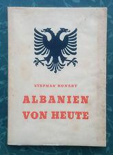 Stephan Ronart: Albanien von Heute (1933)