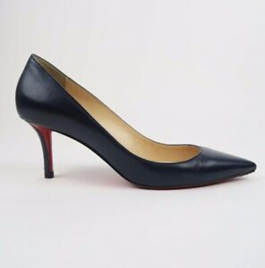 Christian Louboutin Pointed Toe Pumps sz 38 *Authentic*