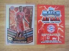 Match Attax  Bundesliga  2013/14 Karte 365 Club Einhundert  Mario Götze 101/101