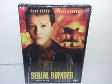 Serial Bomber (DVD, Region 1 for USA/Canada, Lori Petty) NEW - No Tax