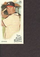 2019 Topps Allen & Ginter Baseball Mini #14 Chipper Jones