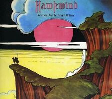 HAWKWIND WARRIOR ON THE EDGE OF TIME 1 Extra Track REMASTERED DIGIPAK CD NEW