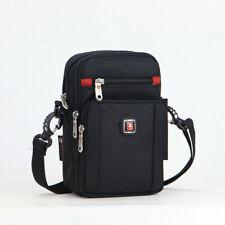 Small Men shoulder messenger Bag & Fanny pack waist bag mobile cell phone 2120DL