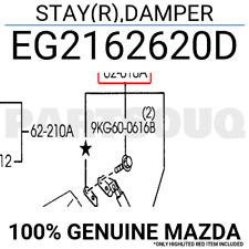 EG2162620D Genuine Mazda STAY(R),DAMPER EG21-62-620D